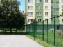 Maľovanie športového ihriska Oštepová