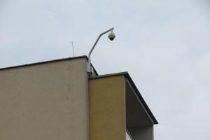 kamera malometrážne byty