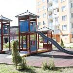 Detské bezbarierové ihrisko - Ludmanská