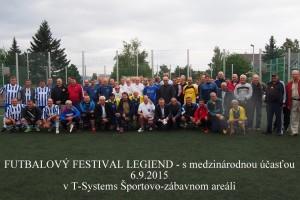 futbalovy festival legiend